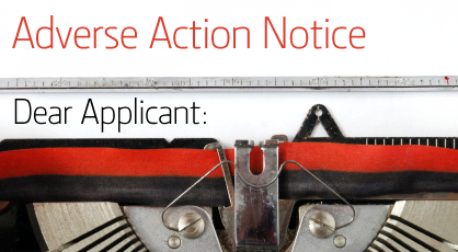 Adverse Action | What is Adverse Action? How do you handle it?