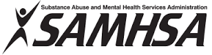Substance Abuse and Mental Health Services Administration SAMHSA logo