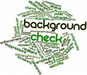 medical background check authorization form california