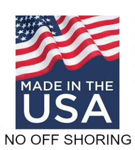 made in the USA no off shore