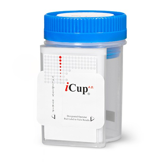 Alere iCup employee drug test