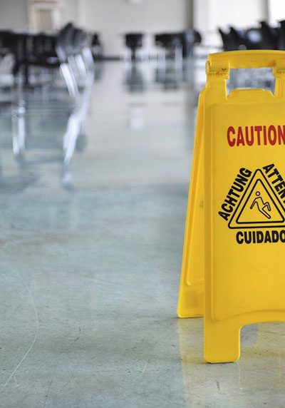 Janitorial Background Service