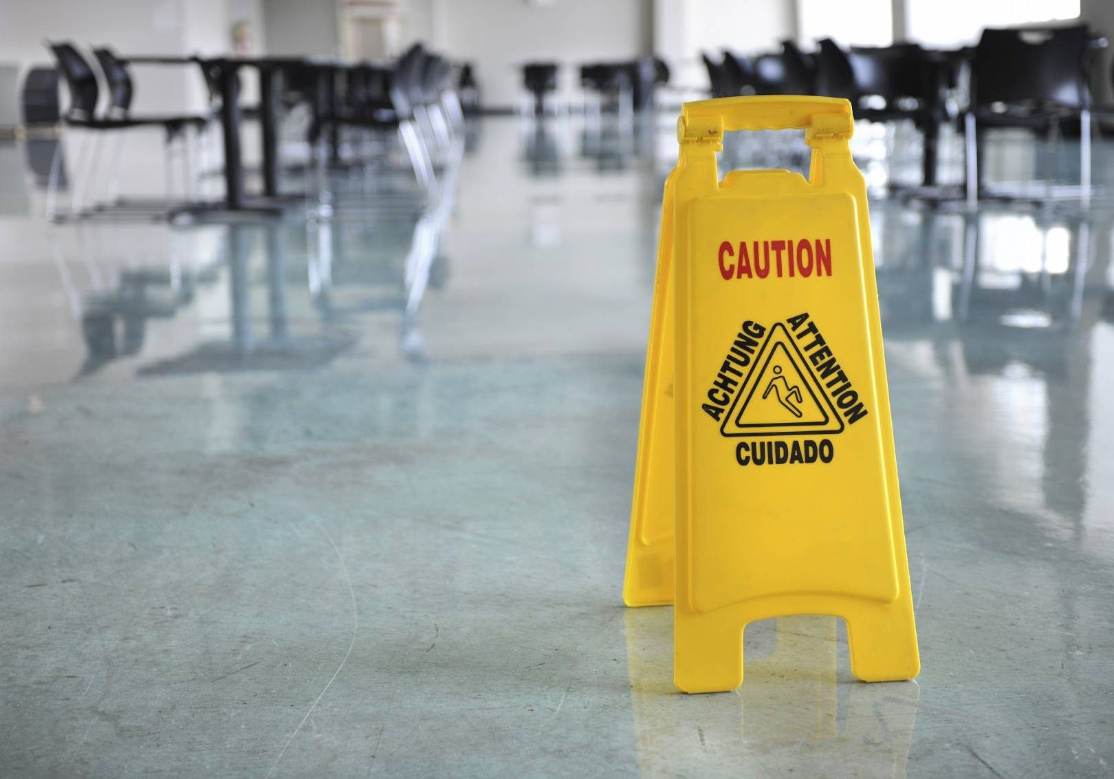 janitorial background check